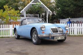 c. 1962 MG MGA