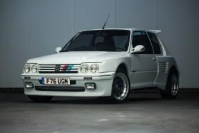 1989 Peugeot 205