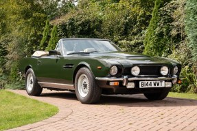 1985 Aston Martin V8