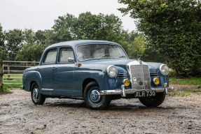 1959 Mercedes-Benz 180