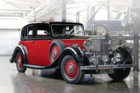 1937 Rolls-Royce Phantom