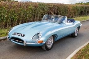 1965 Jaguar E-Type