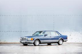 1985 Mercedes-Benz 380 SEL