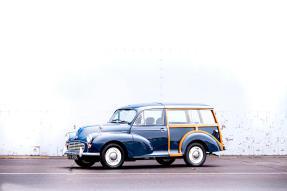 1969 Morris 1000