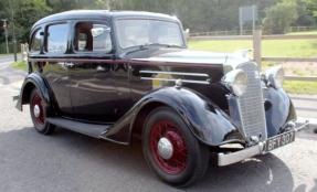 1935 Vauxhall DX