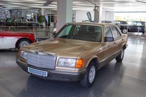 1984 Mercedes-Benz 280 SE