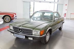 1980 Mercedes-Benz 280 SLC
