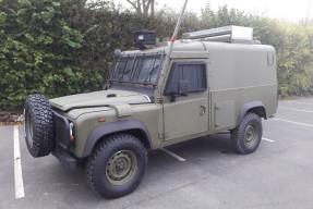1993 Land Rover Wolf