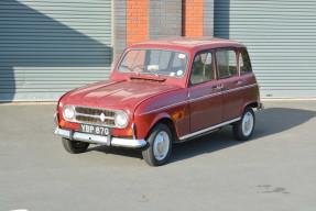 1968 Renault 4