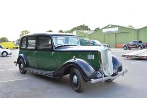 1937 Wolseley 25hp