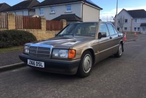 1991 Mercedes-Benz 190E