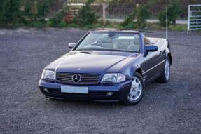 1996 Mercedes-Benz SL 320