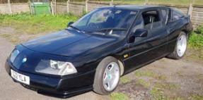 1989 Renault GTA Turbo