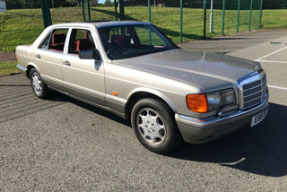 1988 Mercedes-Benz S 420