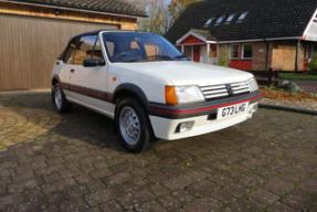 1990 Peugeot 205