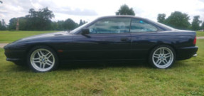 1995 BMW 840 Ci