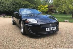 2010 Jaguar XKR