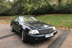 2000 Mercedes-Benz SL 320