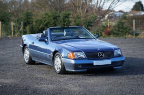 1992 Mercedes-Benz 300 SL