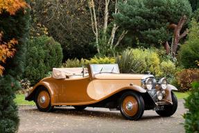 1933 Bentley 3½ Litre