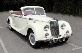 1950 Riley RMD