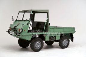 1973 Steyr-Puch Haflinger