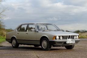1981 BMW 732i