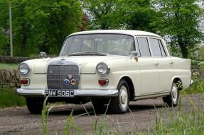 1965 Mercedes-Benz 190C