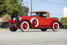 1929 Stutz Model BB