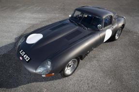 1962 Jaguar E-Type Semi-Lightweight