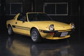 1978 Fiat X1/9