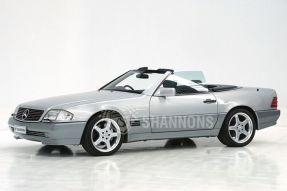 1993 Mercedes-Benz SL 600