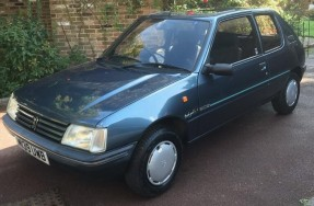1994 Peugeot 205