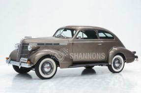 1937 Pontiac DeLuxe Six