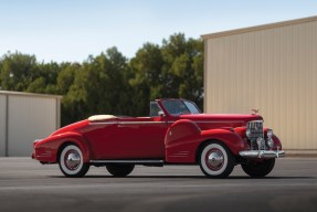 1939 Cadillac V-16