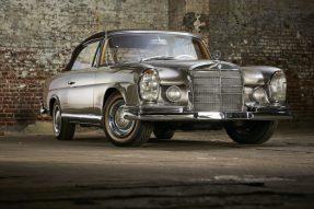1966 Mercedes-Benz 220 SE