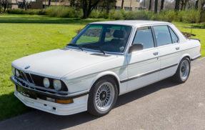 1986 BMW Alpina B10