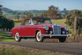 1960 Mercedes-Benz 220 SE Cabriolet