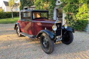 1930 Peugeot 201