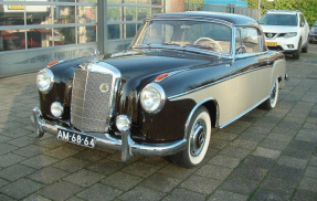 1960 Mercedes-Benz 220 SE Coupe