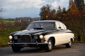 1963 Jaguar Mk X