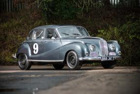 1956 BMW 502