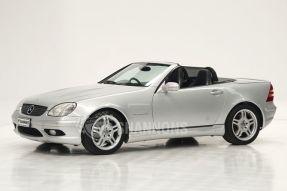 2001 Mercedes-Benz SLK32 AMG