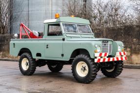 1976 Land Rover Series III