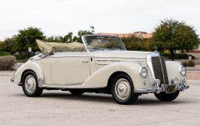 1955 Mercedes-Benz 220 Cabriolet