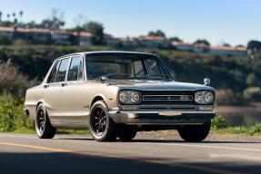 1969 Nissan Skyline