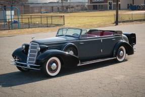 1934 Cadillac V-12