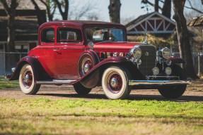 1932 Cadillac V-8