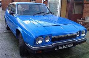1976 Reliant Scimitar GTE