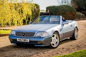 1991 Mercedes-Benz SL 500